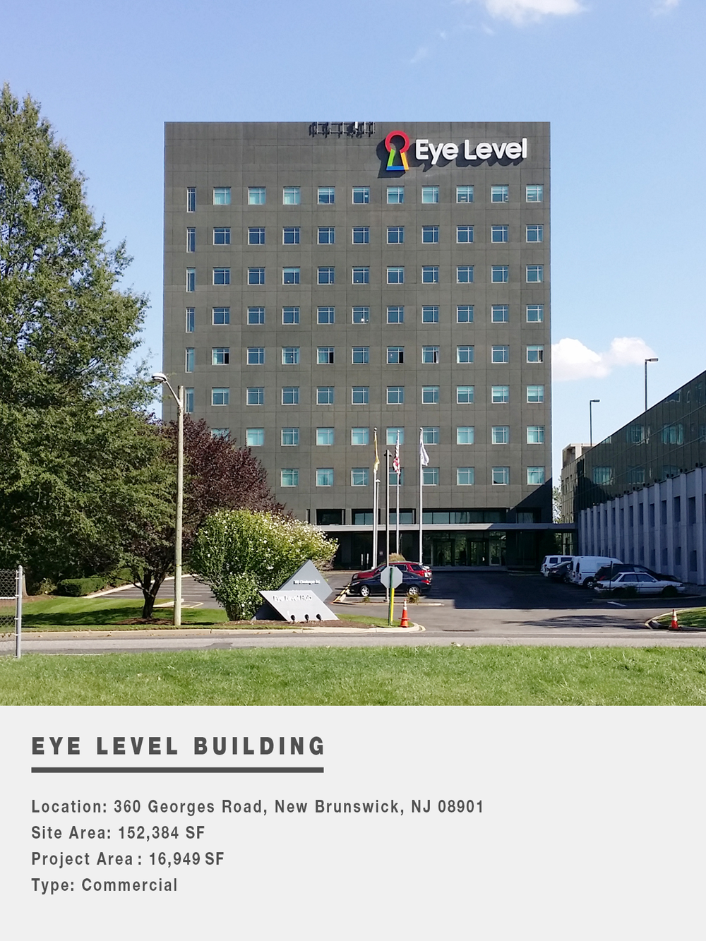 EYE LEVEL BUILDING