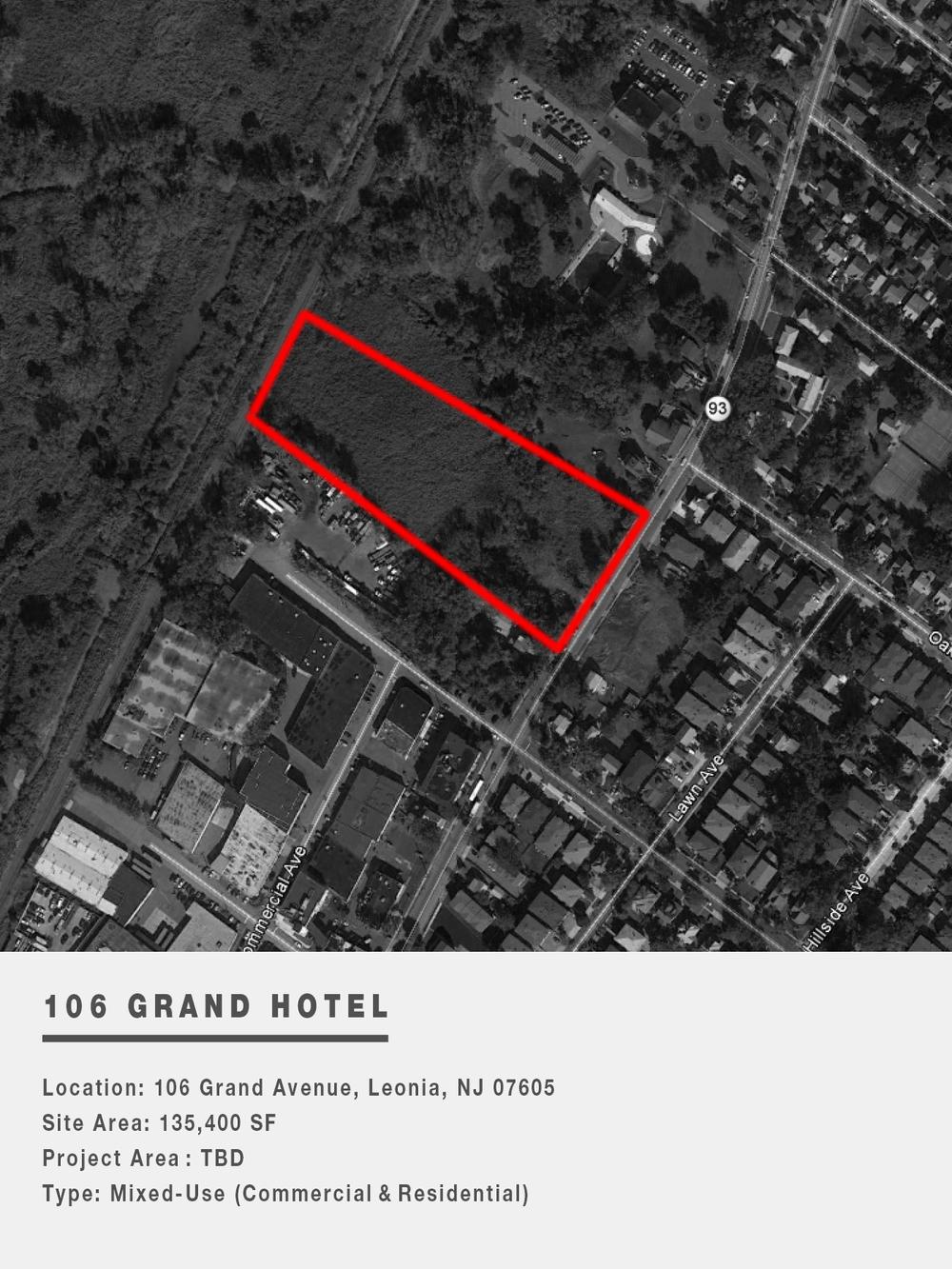 106 GRAND HOTEL