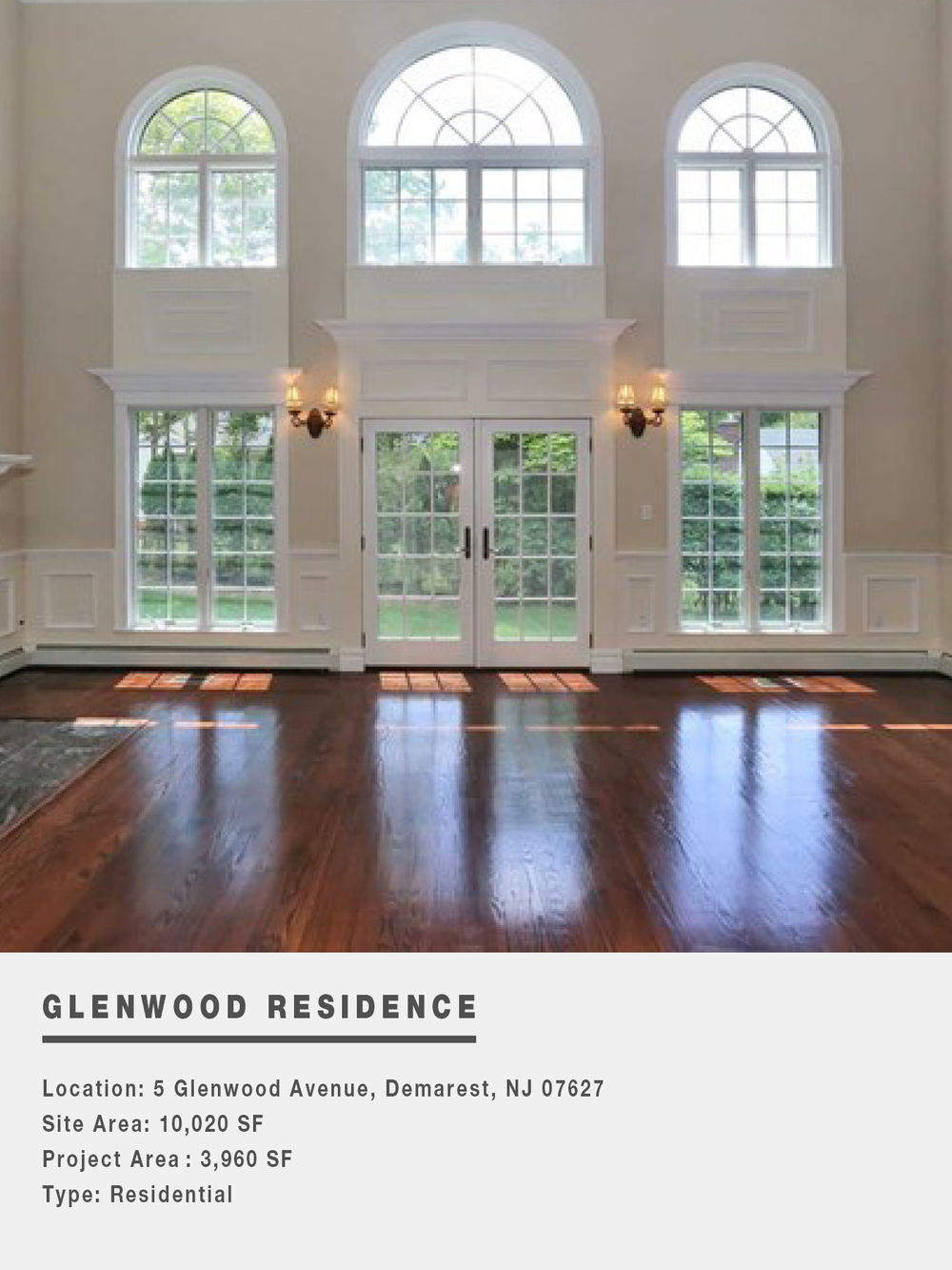GLENWOOD RESIDENCE