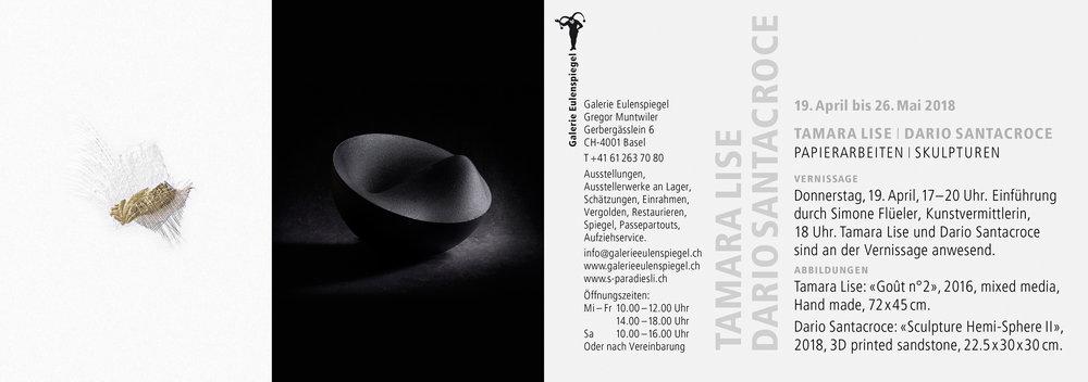 Hemi-Sphere at Galerie Eulenspiegel