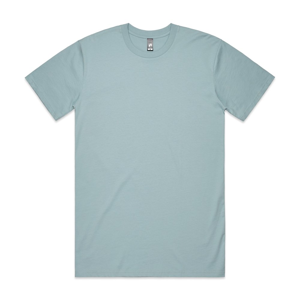 Mens Classic Tee 5026 - Relaxed Fit   Crew Neck   Heavy-Weight   220 gsm   100% Combed Cotton   Preshrunk   17 Colours