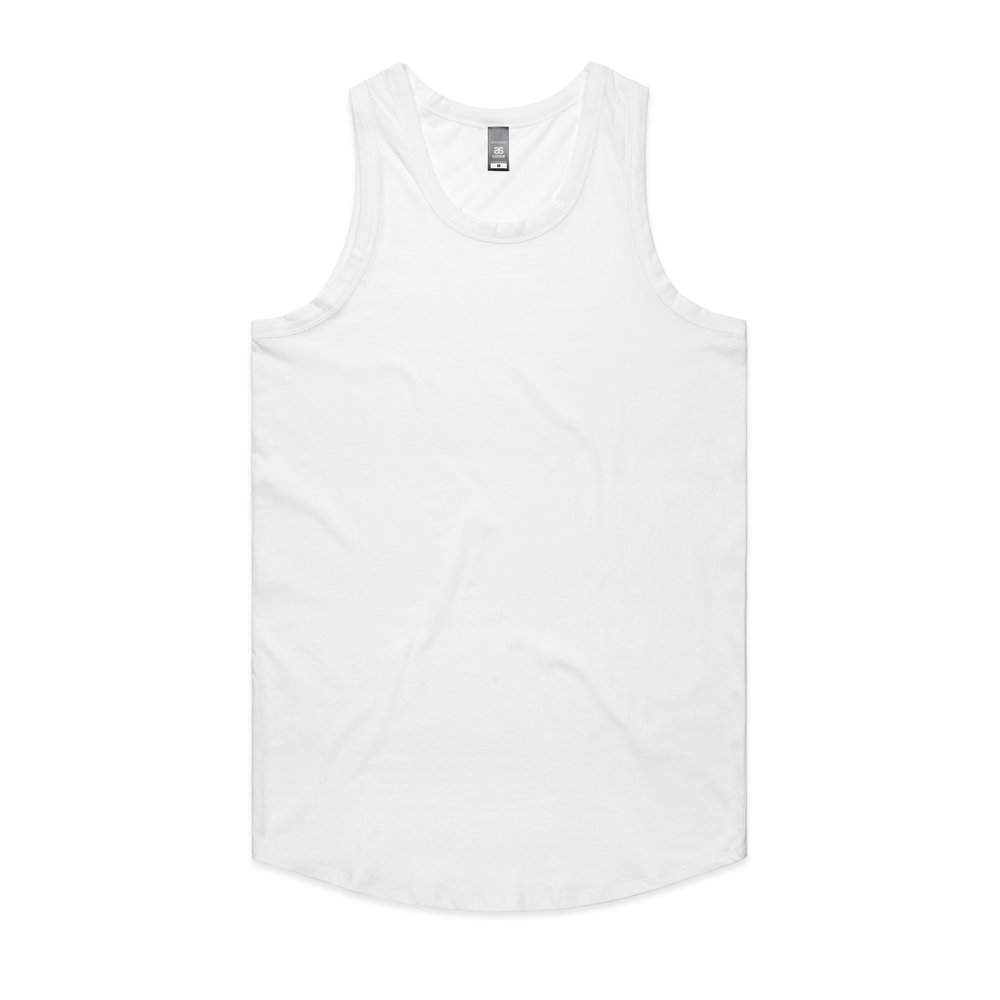 Mens Authentic Singlet 5004 - Regular Fit   Light-Weight   150 gsm   100% Combed Cotton   Preshrunk   4 Colours