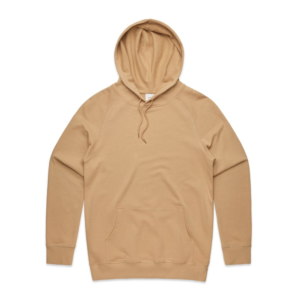 Mens Premium Hood 5120 - Relaxed Fit   Heavy-Weight   350 gsm   100% Cotton French Terry   Kangaroo Pocket   Preshrunk   8 Colours