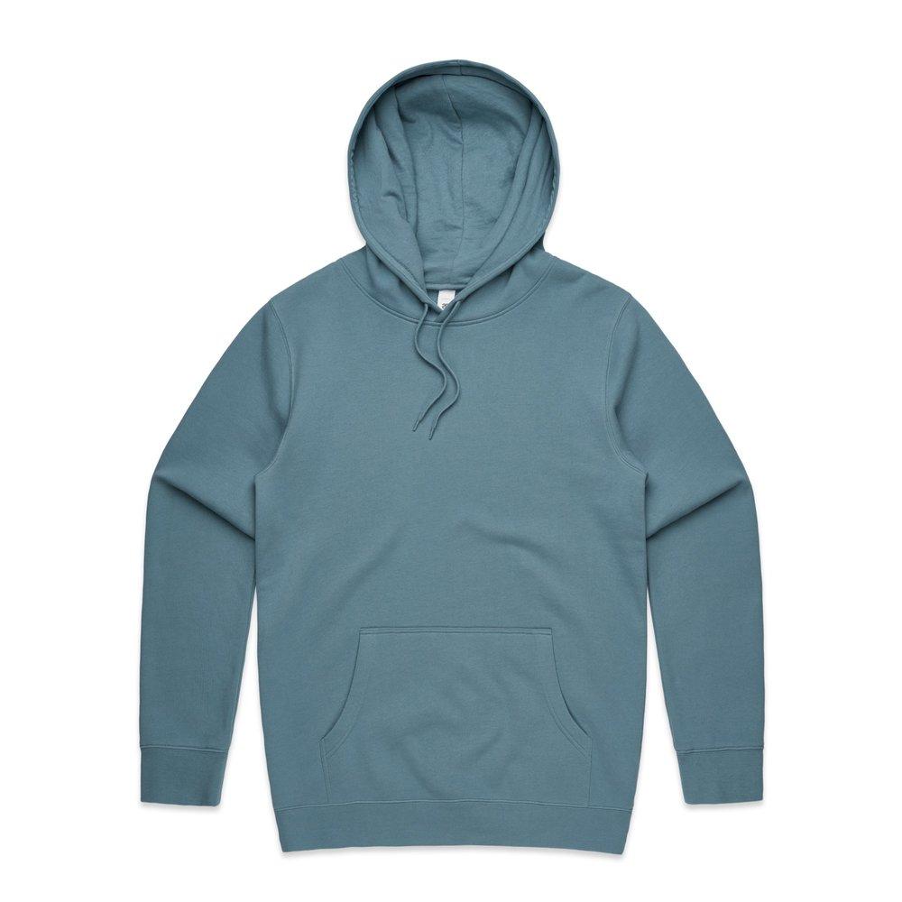 Mens Stencil Hood 5102 - Unisex Product   Regular Fit   Heavy-Weight   350 gsm   80% Cotton 20% Polyester   Kangaroo Pocket   Preshrunk   11 Colours