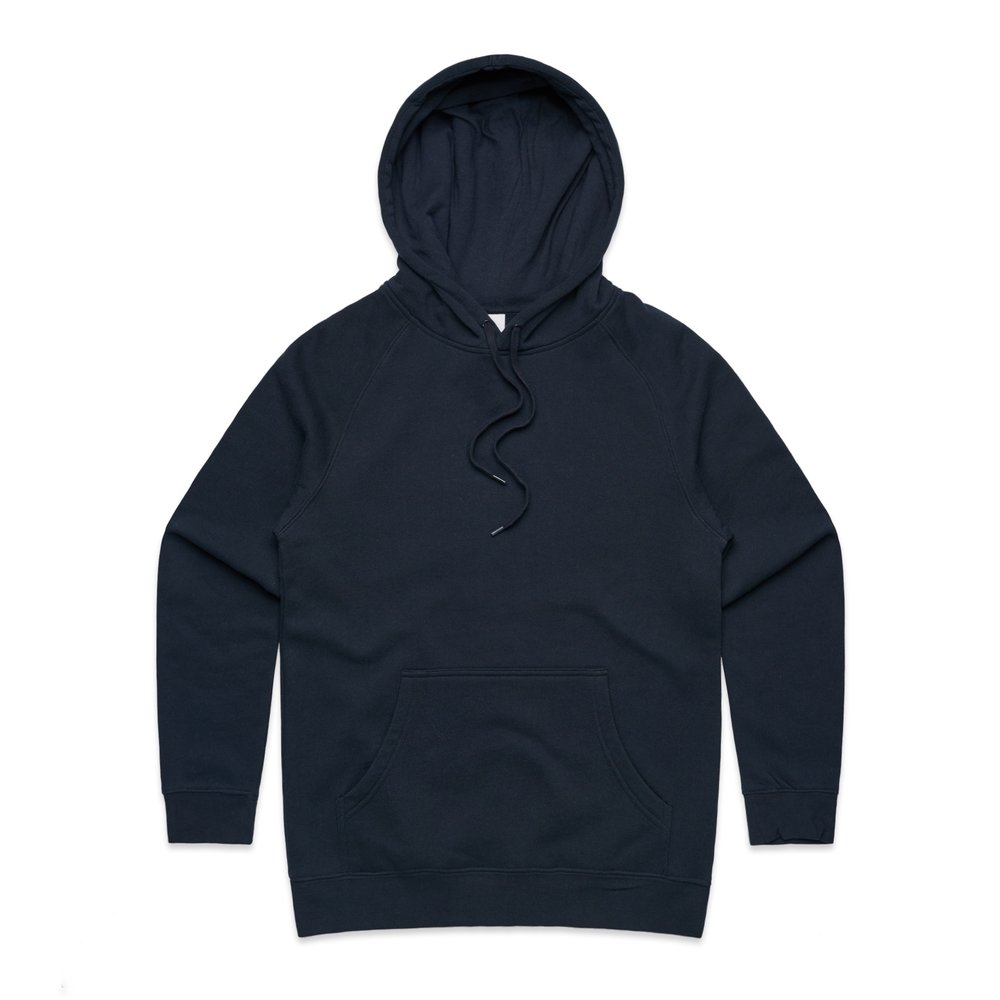 WO's Supply Hood 4101 - Regular Fit   Mid-Weight   290 gsm   80% Cotton 20% Polyester   Kangaroo Pocket   Preshrunk   4 Colours