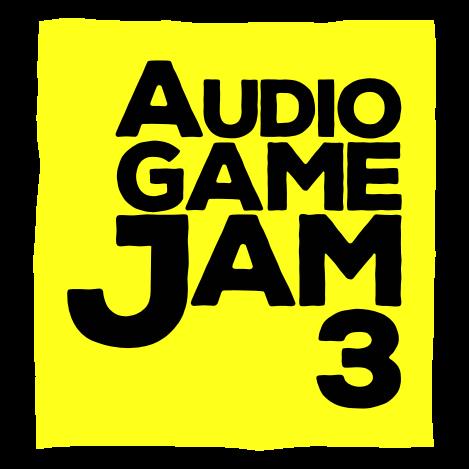 Audiogame Jam 3 logo image