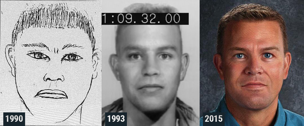 Progression of Suspect Sketches