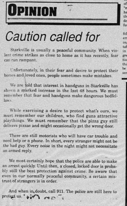 September 6, 1990 - Starkville Daily News