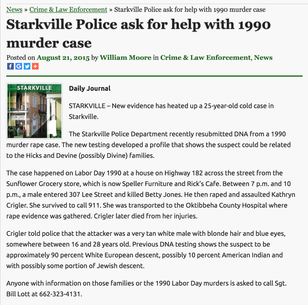 August 21, 2015 - Daily Journal