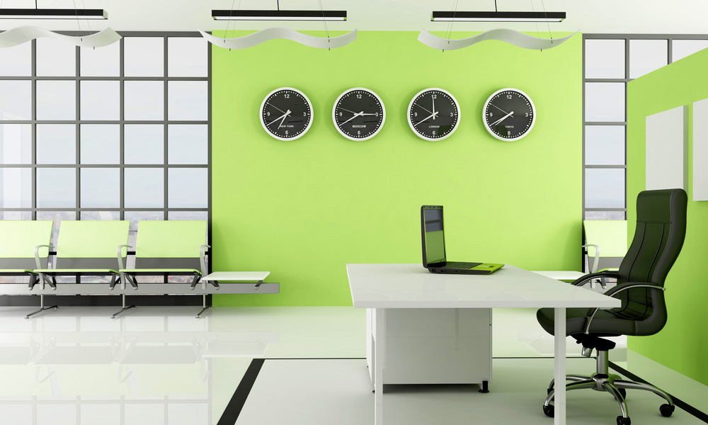 green office money saving