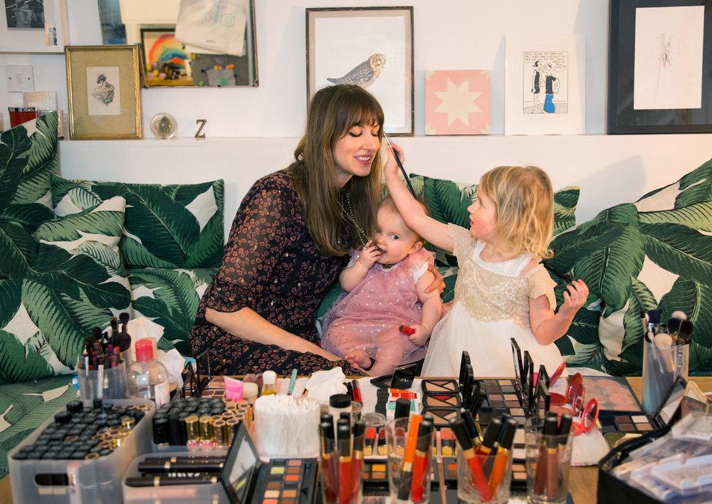 Zoe Taylor - Makeup Artist