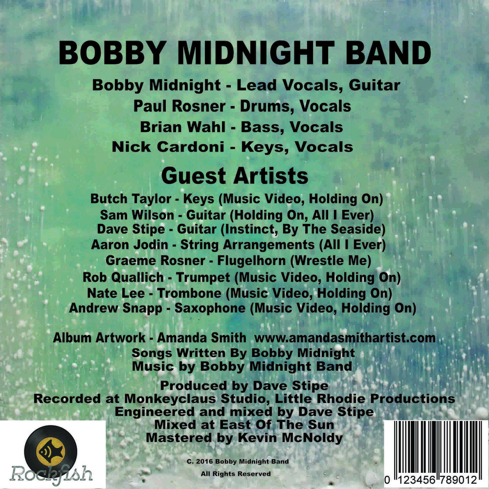 Bobby Midnight Band - All I Ever (Album Notes).jpg