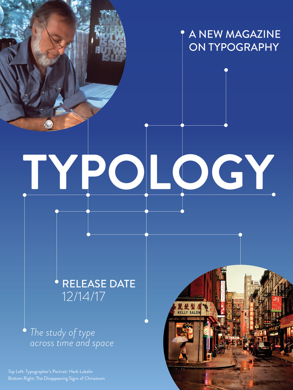 Typology Poster