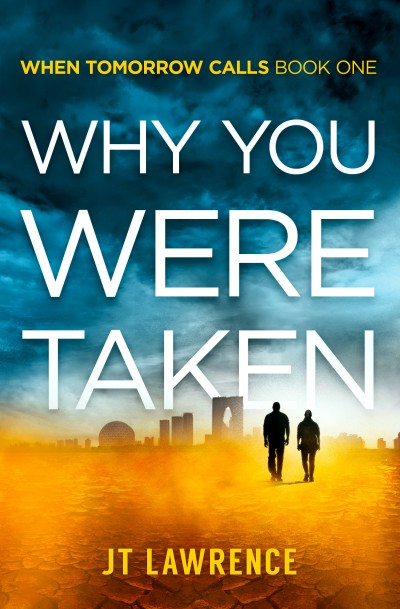 Why You Were Taken cover