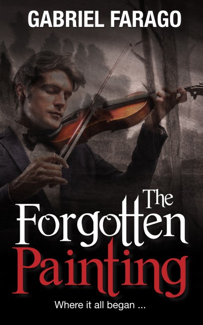 The Forgotten Painting - Cover