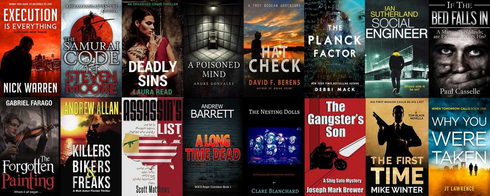April 2017 Promotion at FreeThrillers.com