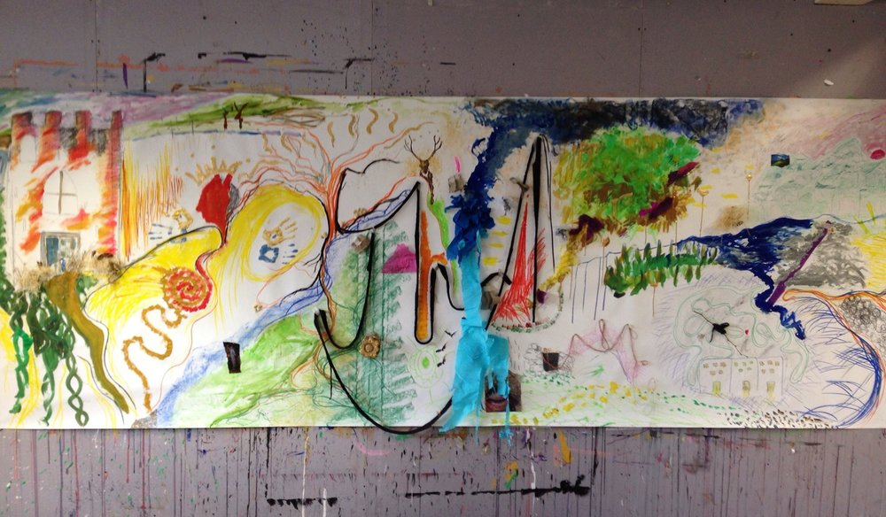 Art Therapy - at Southern Wild
