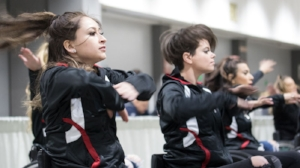 Wheelchair dance team, The Rolletts will hold several performances.