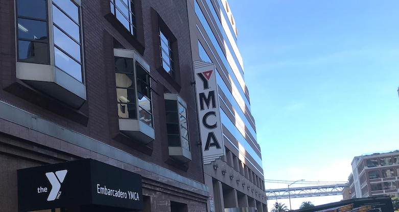 The Embarcadero YMCA located at 169 Steuart St. in San Francisco