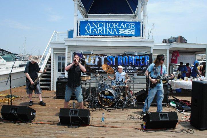 Tunes on the Marina!