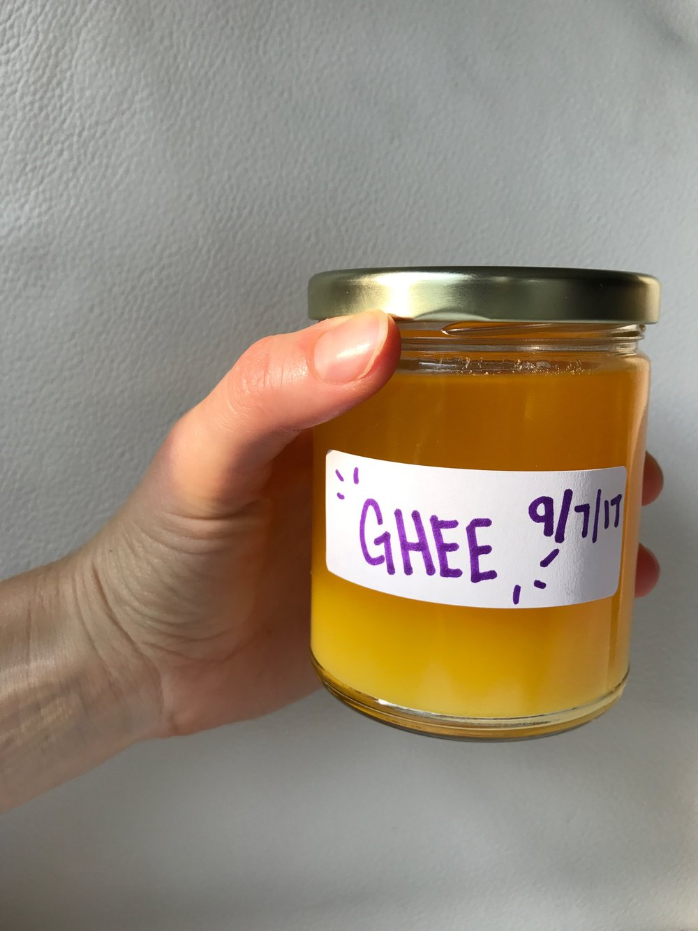 5 Reasons to Use Ghee