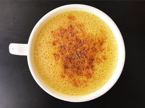 Tumeric Golden Milk Recipe - Stay Golden Adaptogenic Herbal Blends by Wild Sun Wellness