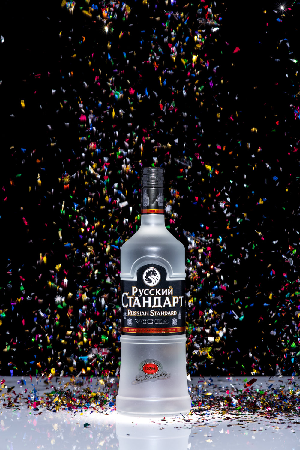 Russian Standard Vodka, Social Media Photography