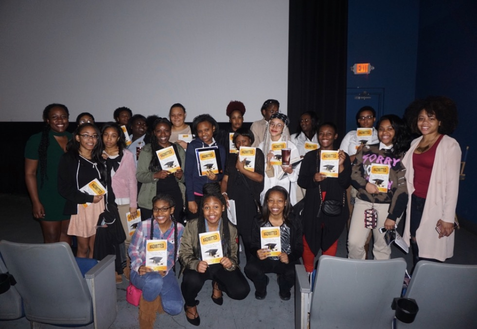 The film Hidden Figures is the untold true story of three black women mathematicians who battled both racism and sexism in their roles. Their contributions were instrumental to the success of NASA's space race. After we saw the movie, we were both inspired. We then utilized our network to raise $3,060 in 36 hours and send 200 black girls from Atlanta Public Schools to see Hidden Figures.