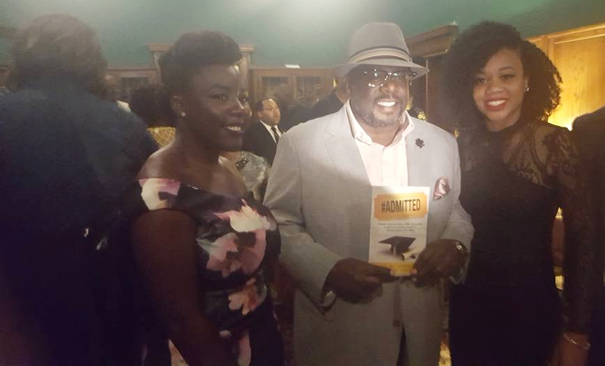 "Wilglory and Kielah are honored alongside Cedric the Entertainer as the United Negro College Fund's ""Youth of the Year"" for their contribution to education access."