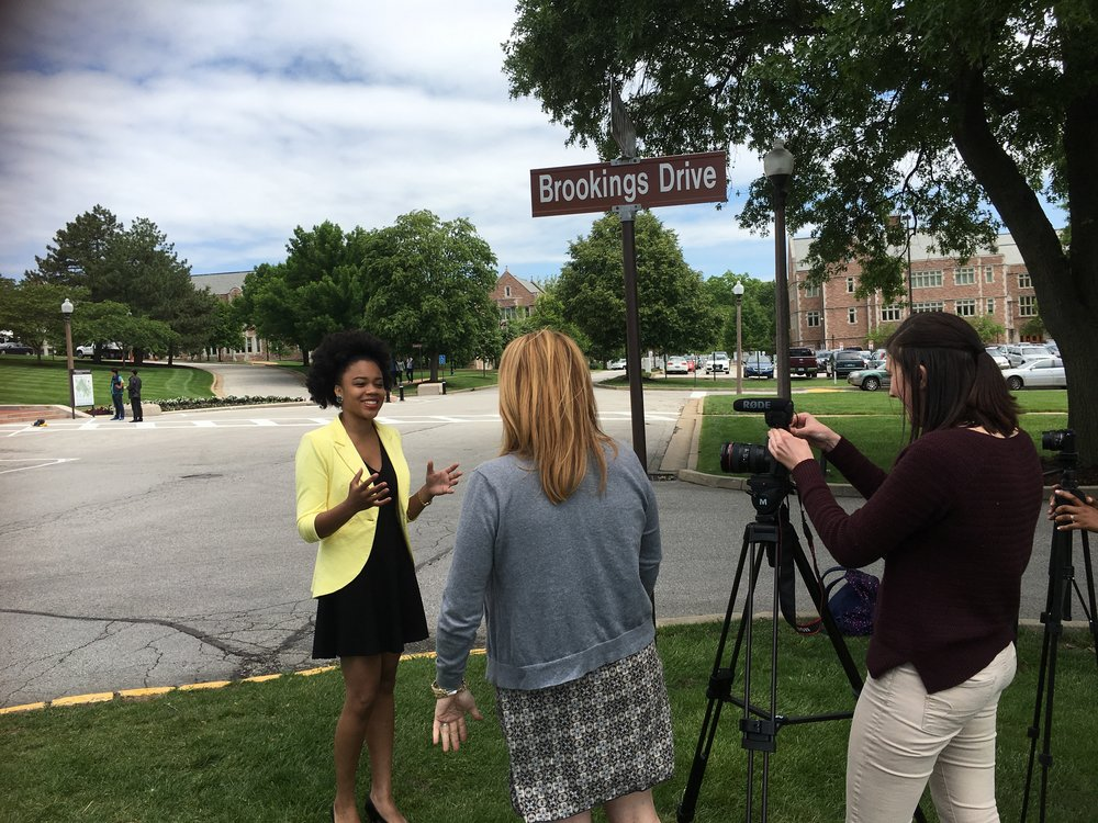 Kielah shares her story with Nine Networks for their Connecting the Dots in Education video