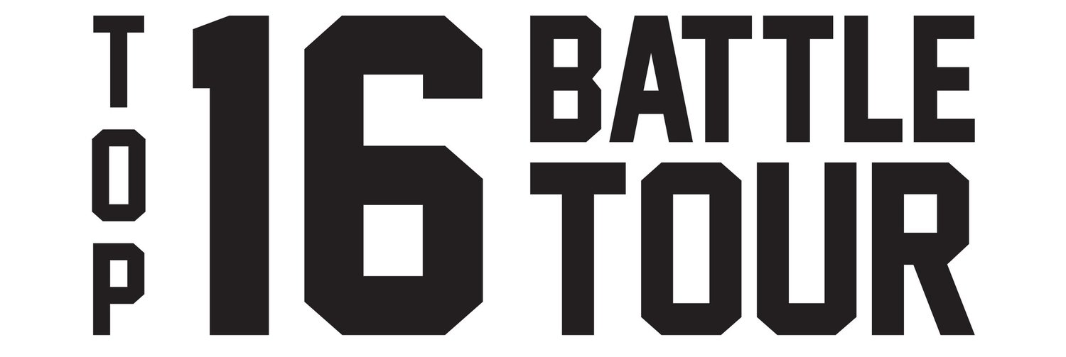 Top 16 Battle Tour