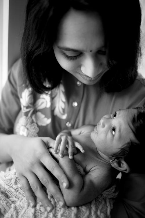 Sweetest Smile   Chicago Newborn Photography