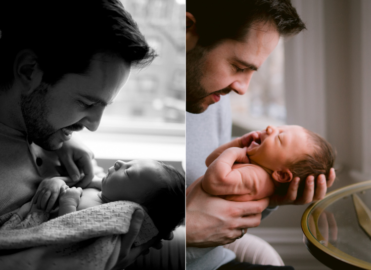 Love is in the Air   Chicago Newborn Photography