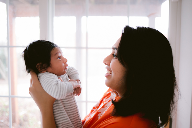 Sweetest Smile | Chicago Newborn Photography