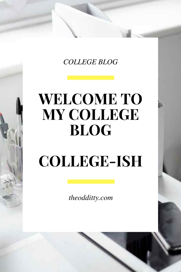 College blogger black female leadership position