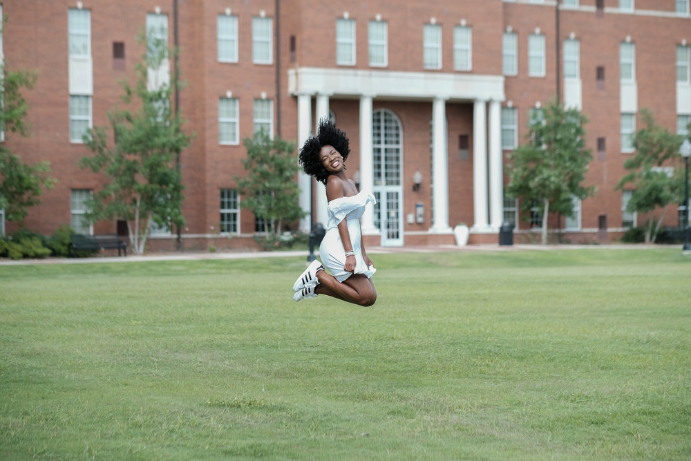 Black college girl black excellence