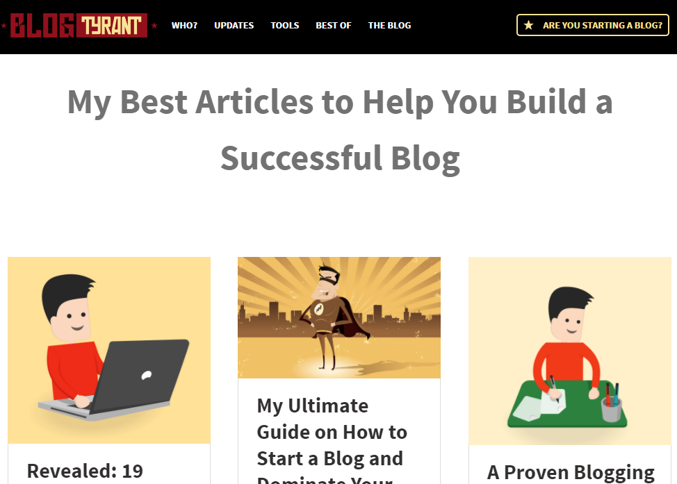 The Blog Tyrant
