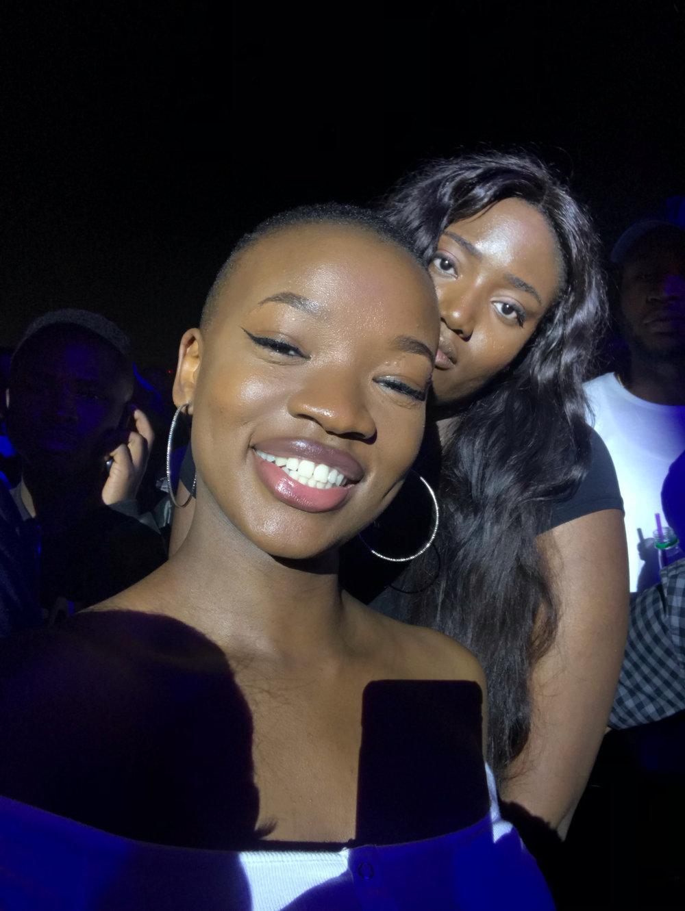 Lagos concert life