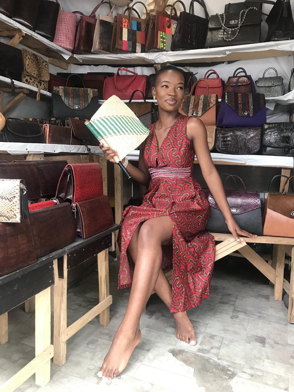 Lekki arts and crafts market | Visiting Lagos