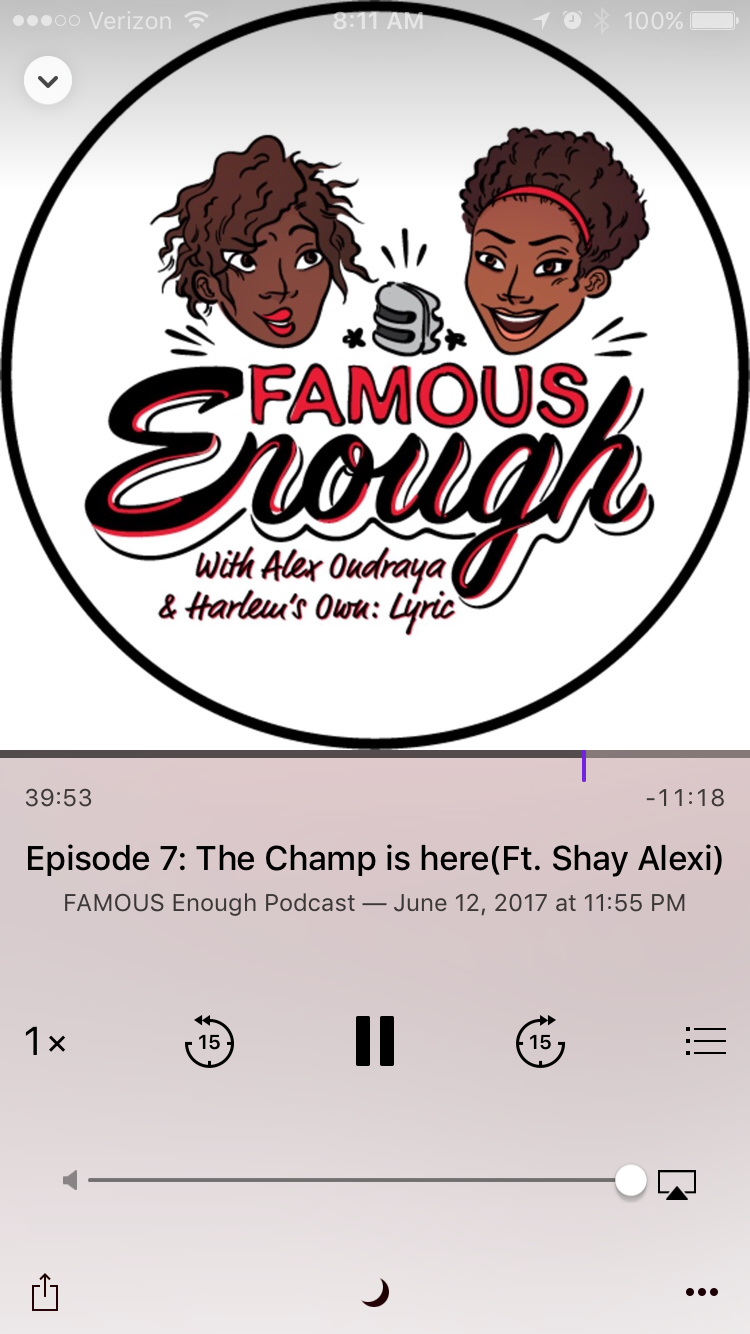 FAMOUS ENOUGH PODCAST - Ghostsharks, trophies, and the Atlanta Arts Scene.