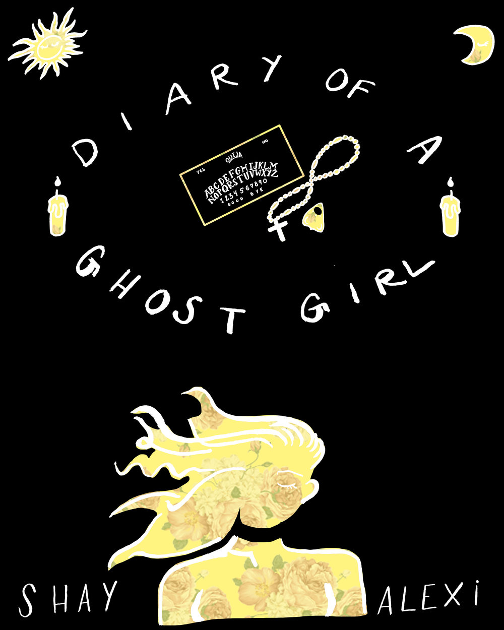 DIARY OF A GHOST GIRL - Shay's chapbook, DIARY OF A GHOST GIRL, was chosen for the 2018 Glass Poetry Prize and is scheduled for publication in March 2019! Subscribe to this year's series by clicking here or stay tuned for information regarding pre-ordering/ordering!