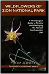 Wildflowers of Zion - Book by Tom Jones