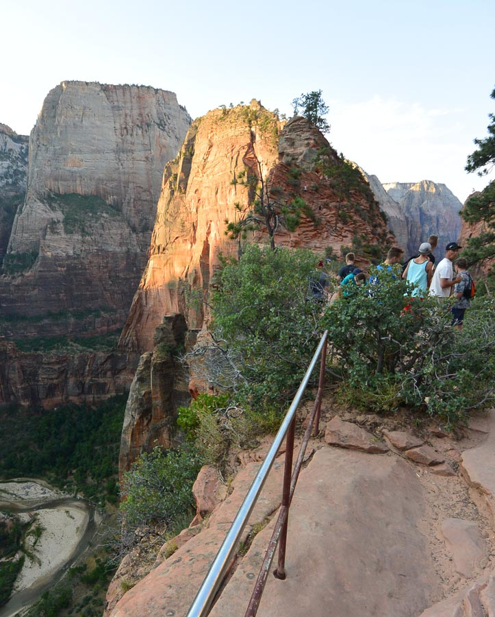 Angels Landing pic