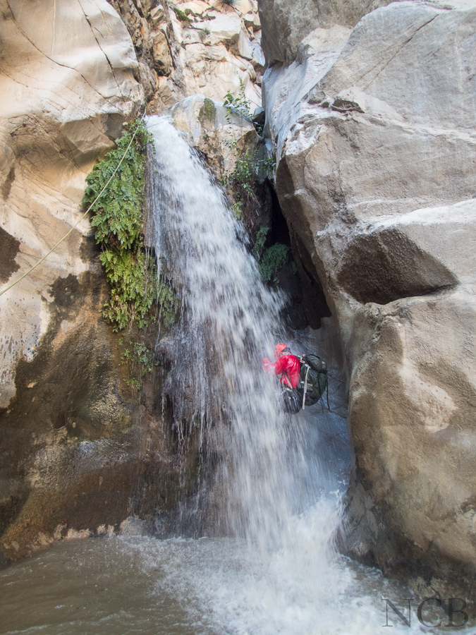 A Medium waterfall...