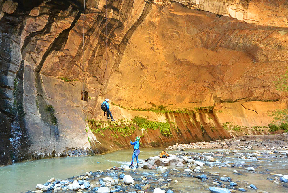 Rapping into the Narrows