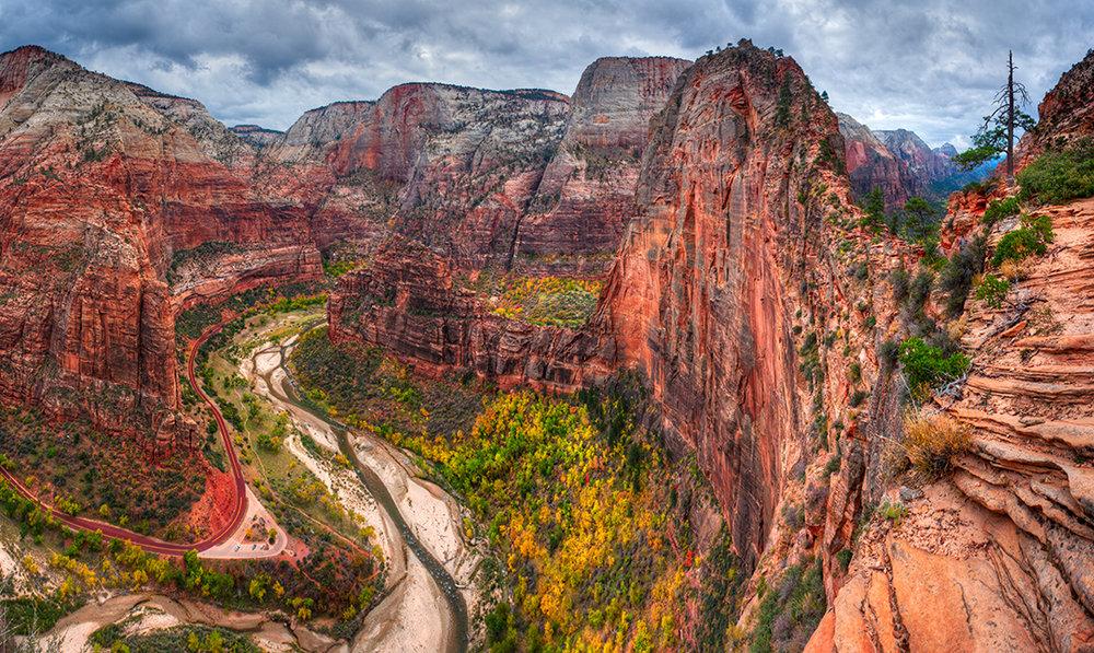 Geologic history - A story written in sandstone.Read more >>