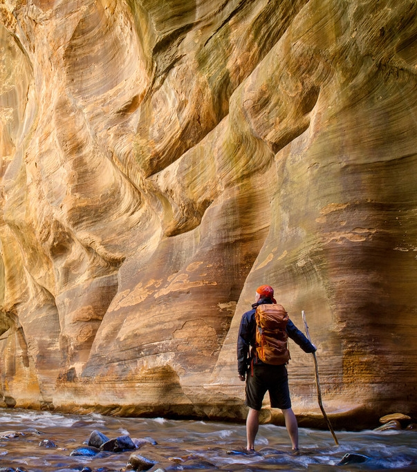 Permits & Wilderness Desk - Permits are required for technical canyon adventures, Narrows through-hikes, and all overnight outings in Zion. Permits allow the Park staff to make contact with visitors, steer you to adventures appropriate for your skills and desires, and monitor usage in the backcountry canyons.CUSA tips and hints about Zion permits >>Visit the NPS Permitting Site >>