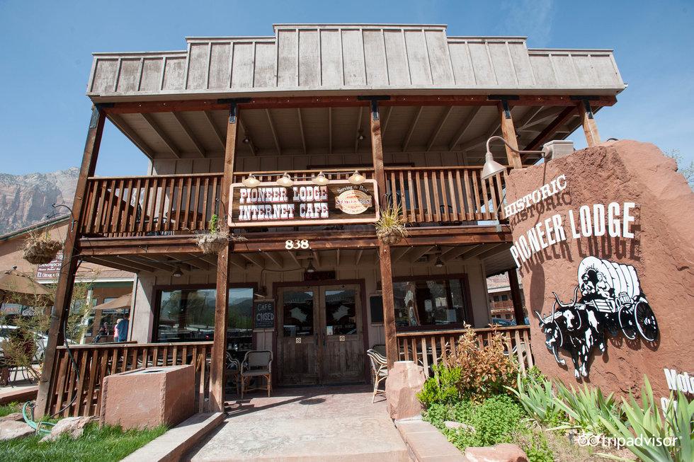 Pioneer Lodge Coffee Shop