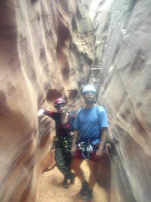 East Fork - Bluejohn Canyon
