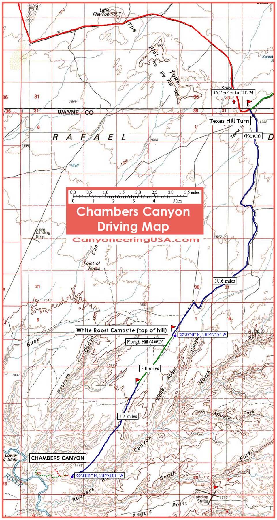 Chambers Canyon Driving Map.jpg